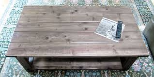 Wooden Coffee Table Plans Free by Ana White Rustic X Coffee Table Diy Projects