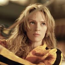 uma thurmans hair in kill bill uma thurman miramax