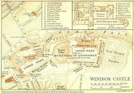 floor plan of windsor castle floor plan of windsor castle queens castles pinterest