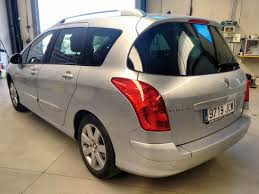 peugeot second hand cars for sale second hand peugeot 308 sw 7 seat for sale san javier murcia