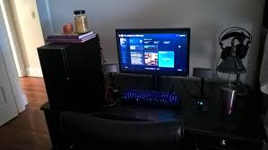 recommend me a gaming pc desk neogaf