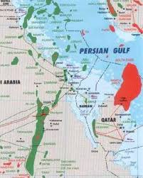 Minyak Qatar iran saudi qatar dan cadangan minyak timur tengah