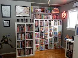 how to make a corner bookcase best 25 comic book storage ideas on pinterest comic book