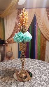 centerpieces rental diamond vase centerpieces rental