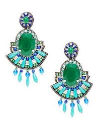 suzanna dai earrings suzanna dai earrings the green sparkle and shine