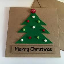 rudolph the reindeer handmade christmas card skelter