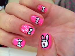 nail art cute nail art designs and how to do them diy easy