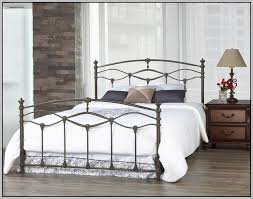 Iron Sleigh Bed Cast Iron Bed Frame Ikea Frame Decorations