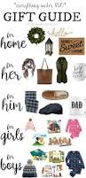 christmas gift guide for her him kids and home christinas
