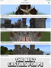 Castle Maps For Minecraft Castle Maps For Minecraft Pe App Ranking And Store Data App Annie