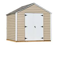 Lowes Outdoor Sheds by Scottsdale 8ft X 4ft Heartland Industries
