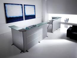 Z2 Reception Desk Edison Reception Collection