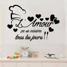 proverbe cuisine stickers citation cuisine stickers muraux citation cuisine