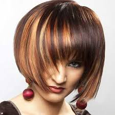 copper and brown sort hair styles 30 short haircuts with color short hairstyles 2016 2017 most