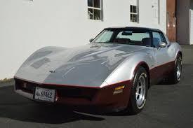 1987 corvette specs 1982 chevrolet corvette for sale carsforsale com