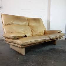 Aniline Leather Sofa Sale Sandlerher Sofa Authentic Furniture Aniline Care Cleaning Semi