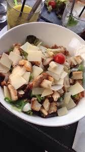 restaurant au bureau poitiers salade caesar photo de au bureau poitiers tripadvisor