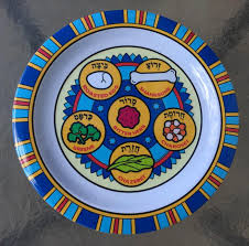 what s on a seder plate post your passover seder plate tree of bible society rome