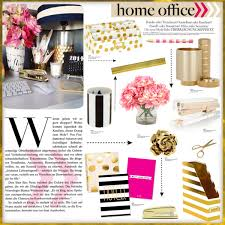 Kate Spade Home Decor Chic Home Office Polyvore