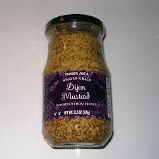 whole grain dijon mustard trader joe s whole grain dijon mustard imported from