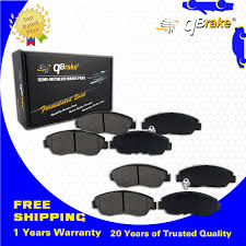 nissan altima quality issues up premium front and rear ceramic brake pad for nissan altima ebay