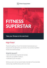 sports and recreation newsletter templates email marketing gr