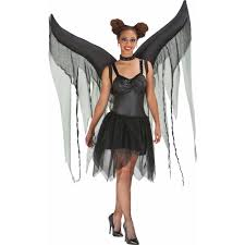 dark angel wings inflatable halloween costume walmart com