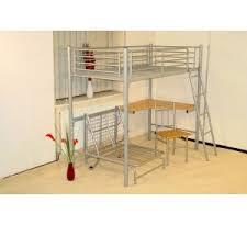 Study Bunk Bed Frame With Futon Chair Cheap Heartlands Study Bunk Bed Frame For Sale At Discounted Prices