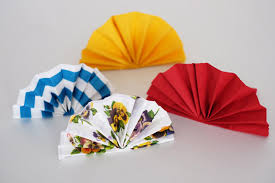 how to make a fan how to make origami fan jewelpie
