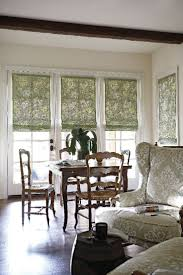 Curtain Ideas For Dining Room Dining Room Window Treatment Ideas