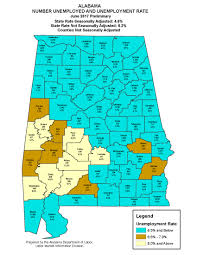 State Of Alabama Map by Strong Cullman Unemployment Rate 2nd Lowest In Alabama