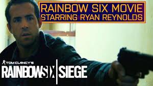 Rainbow Six Siege Starring Idris Rainbow Six The Starring Apparently Rainbow