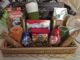 coffee gift basket coffee or tea gift basket