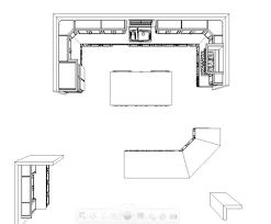 dream kitchen floor plans dream kitchen layout kitchen design ideas