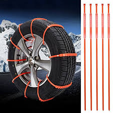 best light truck tire chains amazon com emergency tire chains set winomo 5pcs tyre chains car