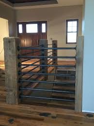 Outside Banister Railings Best 25 Rustic Stairs Ideas On Pinterest Industrial Basement