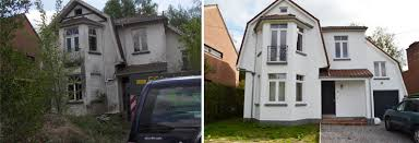 maison rénovée avant après photo rénovation maison avant après bureaux prestige