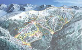 Park City Utah Trail Map by Keystone Ski Terrain Ski Keystone Keystone Skiing