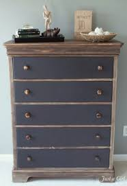 diy beautiful farmhouse industrial rustic dresser makeover
