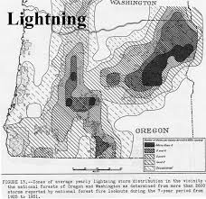 Blm Lightning Map Nw Maps Co Zybach Presentation Oregon Wildfires August 27 2014