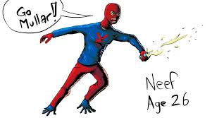 how to draw really good spider man by neef on deviantart