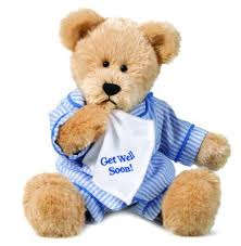 get well soon teddy get well soon teddy get well wishes teddy