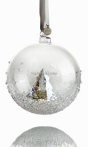 images of swarovski ornament tree