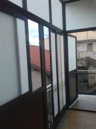 veranda vetro foto veranda in alluminio compresa di vetro 6 7 bianco