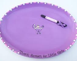 bridal shower signing plate ceramic signature plate for bridal shower guest book