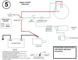 farmall h wiring diagram wiring diagram and schematic diagram images