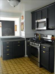kitchen different color kitchen cabinets dark gray kitchen