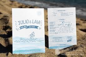 Invitaciones De Boda E Ideas 10 Ideas Originales Para Celebrar Una Boda En La Playa Espacio