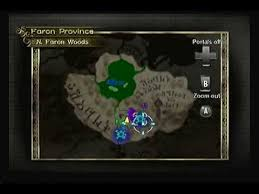 twilight princess map 68 twilight princess faron woods howling and sacred grove