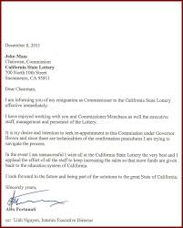 Example Letter Of Resignation 12 Resignation Letter Examples Personal Reasons Sendletters Info